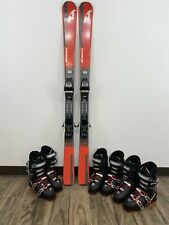 Nordica Drive 76 EXP Downhill Ski 158cm, Complete Package With New Alpina Boots!