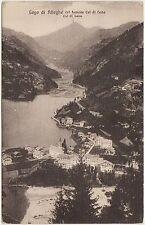 LAGO DI ALLEGHE COL FAMOSO COL DI LANA (BELLUNO) 1923