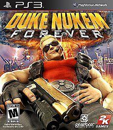Duke Nukem Forever  (Sony Playstation 3, 2011) NEW FACTORY SEALED!