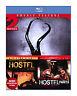 NEW Hostel/Hostel Part II (Blu ray Disc 2006 PART 1 &2 BLURAY ELI ROTH MOVIE SET