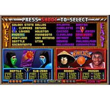 NBA JAM Tournament Edition 1.0v Mortal Kombat Jamma PCB Arcade Board Upgrade MK1