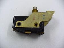 Sirokko Mikroschalter für Flammenwächter 266.02-05 Neu Original Dieselheizung