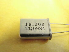QUARZ 18Mhz    kl. BAUFORM           20335-176
