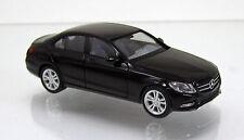 Herpa 038324 Mercedes-Benz C-Klasse Avantgarde (W205)  obsidianschwarzmetallic