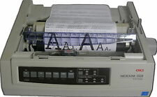 Black and White Parallel (IEEE 1284) Standard Printer