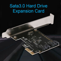 pci-e to SATA 3.0 Internal 6Gbps Ports Disk Expansion Card
