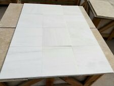 Dolomite White With Grey Marble Tile
