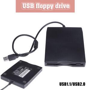 "USB Floppy Disk Drive External H FDD 3.5"" 1.44MB For Laptop PC Win Mac tool"