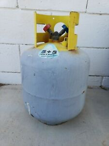 Amtrol Refrigerant Recovery Reclaim Cylinder Tank 50 Lbs / Pounds USED 5+5 M9701