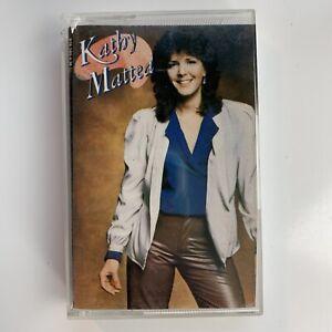 Kathy Mattea Self Titled (Cassette)