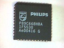 P89C668HBA 80C51 CPU 8-bit Flash microcontroller family PLCC-44 SOT187-2