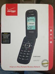 Samsung Gusto 3 - 64MB - Dark Blue (Verizon) SM-B311V (CDMA) - Brand New in Box