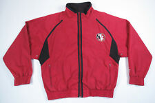 Florida State Seminoles FSU Logo 7 Nylon  NCAA Football Windbreaker Jacket L