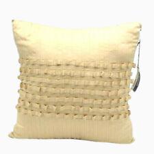 "New Simply Vera Chroma Floral Throw Pillow Yellow Size 16"" x 16"""