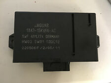 GENUINE JAGUAR X-TYPE REVERSE REAR PARKING AID MODULE ECU 1X43-15K866-AC V