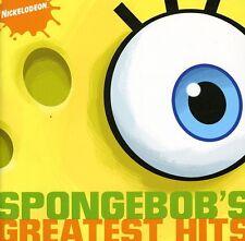 SpongeBob Squarepant - Spongebob's Greatest Hits [New CD] UK - Import