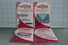 Heartfelt Creations Pocket Dies (Choices)