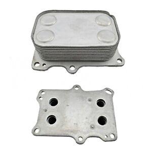 Engine Oil Cooler For FIAT ABARTH ALFA ROMEO LANCIA JEEP 500L 500X 55215005