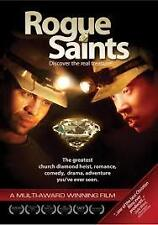 Rogue Saints (DVD) Region - All, Like new(Disc: New), free post within Australia