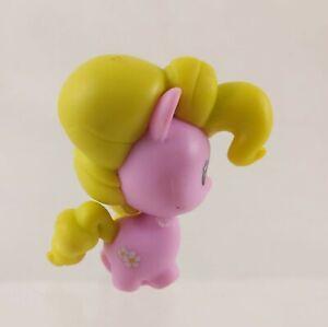 My Little Pony Hasbro G4 Cutie Mark Crew Mini Figure Flower Wishes Pony