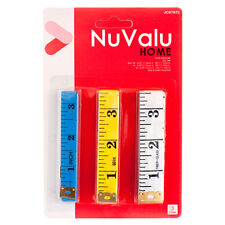 3 pc SET MEASURING TAPE Waist Line Tailor Sewing Measure Soft Ruler Tapes 60