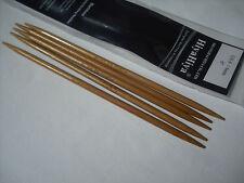"HiyaHiya 4.5mm x 15cm (6"") Bamboo DPN's Double Point Knitting Needles"