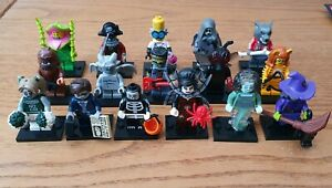 NEW LEGO 71010 MINIFIGURE SERIES 14 FULL SET OF 16 MINIFIGURES NEW