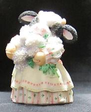 Mary's Moo Moos The Coming Of Spring Brings Udder Joy Figurine Enesco 104876