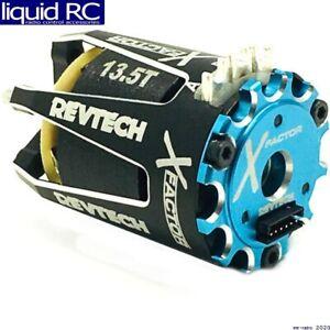 Trinity REV1101 X Factor 13.5t Race Spec Class brushless Motor