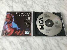Elton John Your Songs CD SANYO PRESS MADE IN JAPAN MCA MCAD-31016 RARE! OOP!