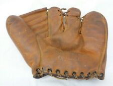 Peerless Olympic Sporting Goods Vintage Baseball Glove Mit Allie Reynolds Model