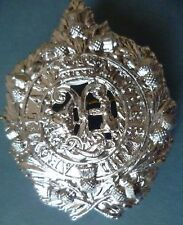 Argyll and Sutherland Highlanders (Princess Louise's) Cap badge (Anodised) RARE