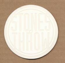 Stones Throw records RARE promo sticker
