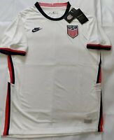 USMNT  Brand New Men's Home White Soccer Jersey Size XL