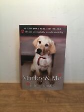 Marley and Me by John Grogan (2005, Hardcovver, First Edition)