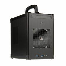 Lian Li PC-TU100B Black ITX Case - USB 3.0