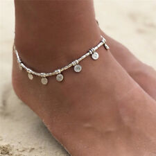 Boho Barefoot Anklet Vintage Bracelet Buddha Summer Charm Beach Foot Jewelry Pip