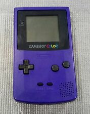 Nintendo Gameboy Color (Blue) In Working Good Condition (Used)