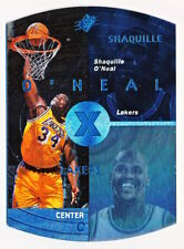1997-98 SPx Shaquille O'Neal Base Sky Parallel #22
