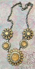 Lia Sophia Christina's Joy Opalescent Pink & Crystal Statement Necklace