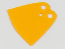 LEGO® LEGO® Light Bright Orange Cape - Genuine LEGO Soft Cape (from Loki 76088)