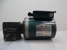 Reliance Electric Motor P56X1331G 1/4HP 230/460V .90/.45A W/Dayton Reducer 30:1