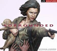 Life Miniatures, SURROUNDED, 1/10th Scale Resin Kit, New In Box, LM-FUB004
