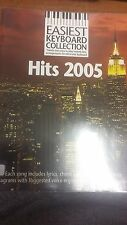 Hits 2005 For Easy Keyboard: Music Score