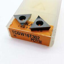 1pcs CCGT CCGW CCMT09T304 PCD CCMT32.51 cubic boron nitride diamond FOR aluminum