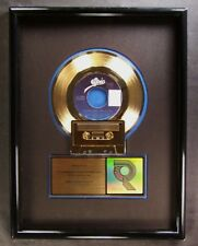Candyman Knockin' Boots 45 & Cassette Gold RIAA Record Award Epic Records