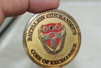 2nd Battalion 218th Field Artility Battalion Command Challenge Coin