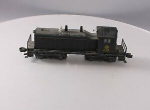 Lionel 610 Vintage O Erie NW-2 Powered Diesel Switcher Locomotive