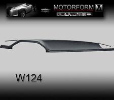 Mercedes W124 200-500E 124 E320 Armaturenbrett-Cover Abdeckung dashboard SCHWARZ