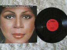 MINNIE RIPERTON - ISLAND IN THE SUN - 12in Single 1979 - UK RELEASE